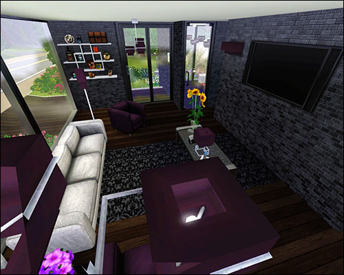 Lotes pequenos the sims 3