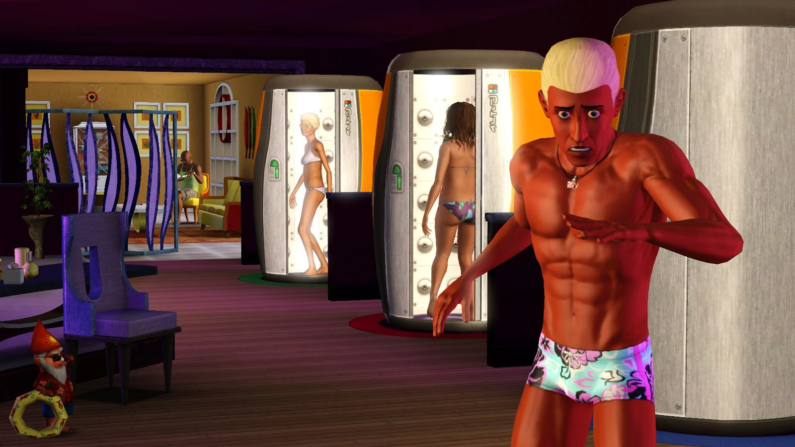 The Sims 3 Кино