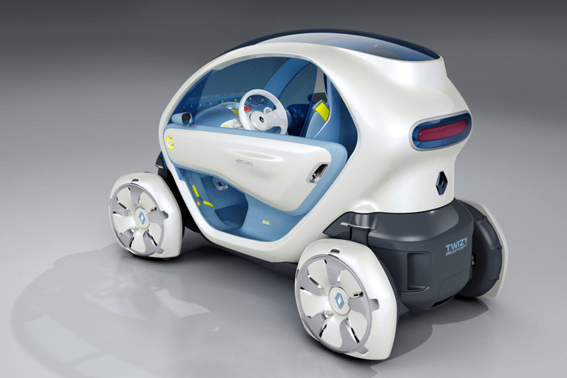 Image Result For Twizy Electric Car